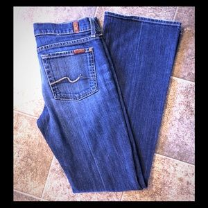 7 For All Mankind Jeans - Seven For All Mankind boot bootcut jeans